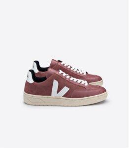Sneaker Herren - V-12 DRIED PETAL WHITE - Veja