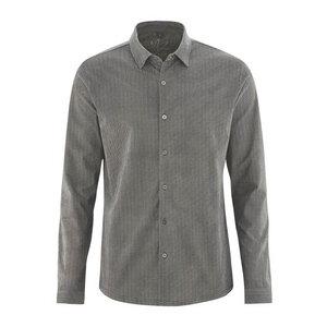 Herren Jersey-Hemd - HempAge