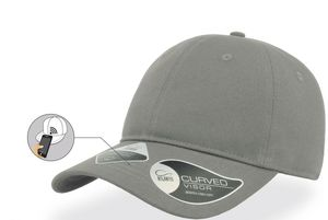 Atlantis Green Cap GRCA Bio Baumwolle verschiedene Farben verstellbar - Atlantis Headwear