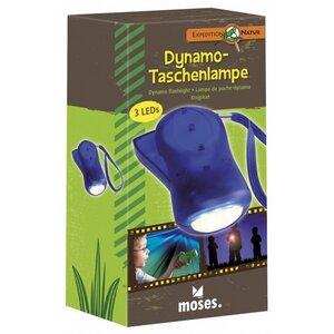 Dynamo Taschenlampe - Moses Verlag