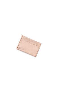 Kreditkartenhalter aus Leder - ELEKTROPULLI