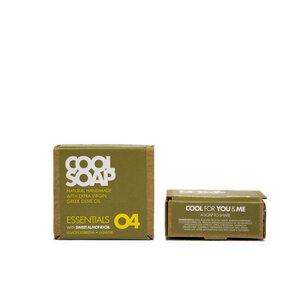Cool Soap 04 Olivenölseife - Mandelöl mit Zitronenverbene & Jasmin - The Cool Projects
