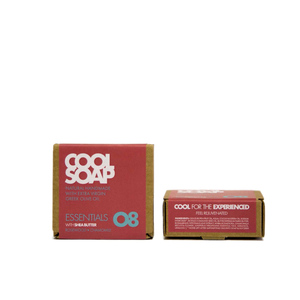 Cool Soap 08 Olivenölseife - Sheabutter mit Rosenholz & Kamille - The Cool Projects