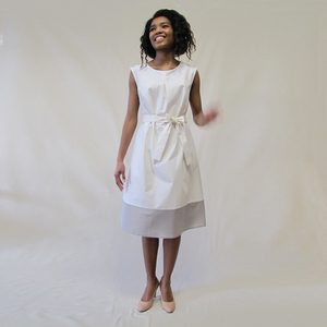 Kleid Bianca - Skrabak