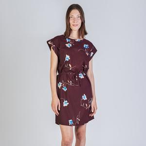 T-Shirt Kleid NARA aus Bio-Baumwolle - stoffbruch