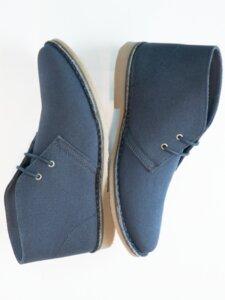 Canvas Desert-Boots Herren - Will's Vegan Shop