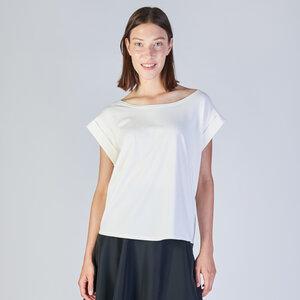 Damen Top Capri Bio-Baumwolle  - stoffbruch