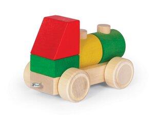 Varis Toys Steckklötze - LKW - Varis Toys