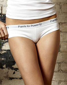 Damen Pants Classic - Pants to poverty