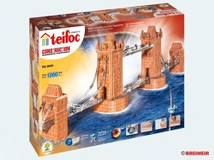 Teifoc Tower Bridge 1000 Teile - Teifoc