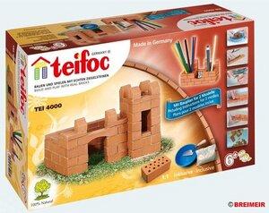 Teifoc Burg + Schreibtisch-Deko - Teifoc