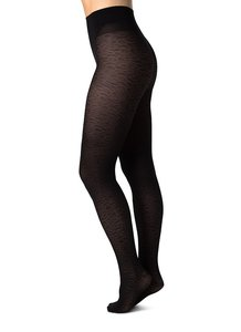 60den - Strumpfhose - Emma Leopard - Swedish Stockings