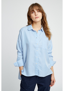 Alice Stripe Bluse - People Tree