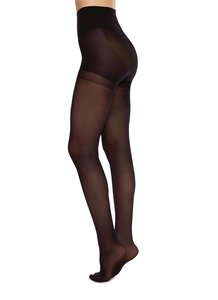 40den Schwarz - Strumpfhose - Anna Control-top  - Swedish Stockings