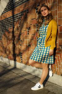 Kleid - Dress Tess Bal - Froy & Dind