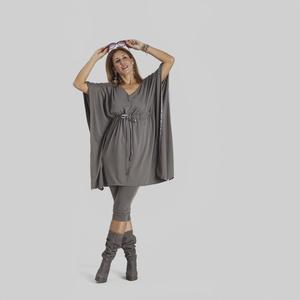 Justierbares Quadratisches Kleid- Biologischer Pima Baumwolle - B.e Quality