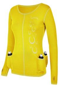 Langarm-Shirt für Sportlerinnen - Ladyworks