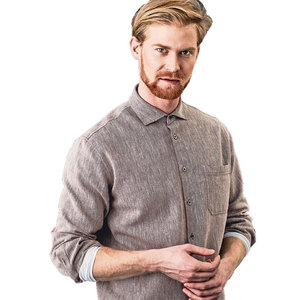 Herren Hemd - HempAge