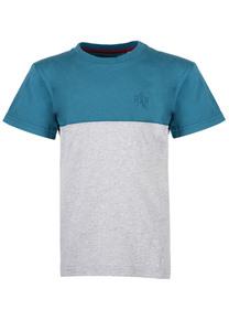 Block T-Shirt  - Cooles Jungen Kinder T-Shirt Kurzarm aus 100% Bio-Baumwolle - Band of Rascals
