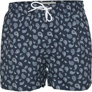 Swim Shorts With Pasley Print GRS/Vegan - KnowledgeCotton Apparel