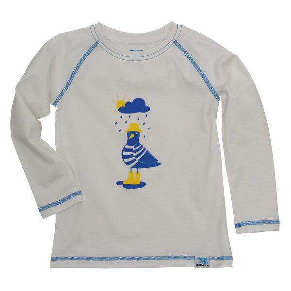 99e220083d IceDrake - Bio Langarm-Shirt Möwe für Kinder und Baby | Avocadostore