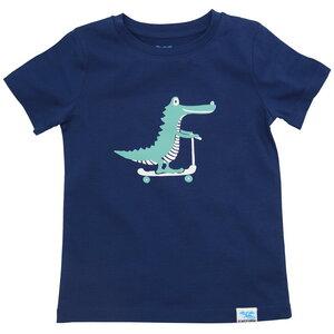 Bio T-Shirt Krokodil für Kinder und Baby - IceDrake