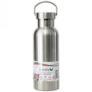 Dora's 0,7l Retro Thermosflasche mit Stahldeckel  - Dora