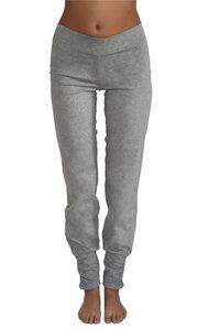 Damen Yogahose 6 Farben Bio-Baumwolle Sporthose Fitnesshose 4415 - Albero