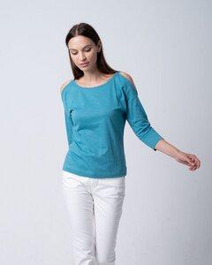 Flame Cutout Shirt - Alma & Lovis