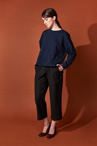 Wollculotte - Cropped Trousers - Elsien Gringhuis