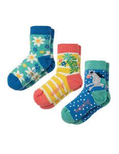 Socken Dreierpack - Frugi