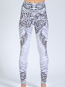 Yoga Leggings PHOENIX aus Funktionsmaterial - Magadi