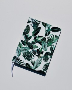 Notizbuch Jungle Print  - JAN N JUNE