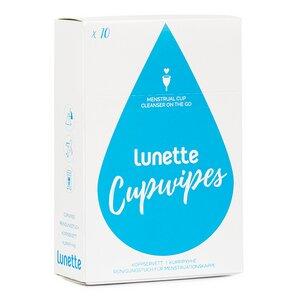 Lunette Reinigungstücher - Lunette (erdbeerwoche)