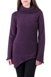 Pullover Garnet violett - Ajna