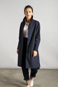 Mantel - Coat Sherbrooke - navy - LangerChen