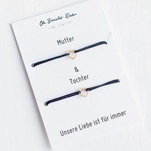 Mutter Tochter Armband Set - Oh Bracelet Berlin