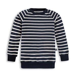 Gestreiftes Sweatshirt für Kinder - internaht