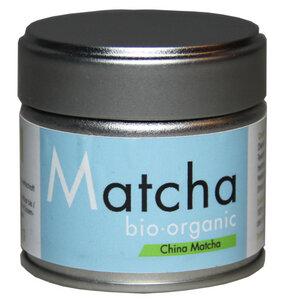 Bio Matcha Pulver Tee - Blue Style - 30 g Dose - Quertee
