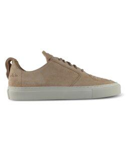 Argan Low / Wildleder / Weiße Sohle - ekn footwear