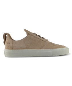 Argan Low / Wildleder / Weiße Sohle - ekn footwear