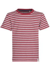 Striped T-Shirt  - Cooles Jungen Kinder T-Shirt Kurzarm aus 100% Bio-Baumwolle - Band of Rascals
