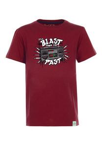 Blast T-Shirt  - Cooles Jungen Kinder T-Shirt Kurzarm aus 100% Bio-Baumwolle - Band of Rascals