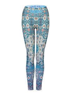 Yoga Leggings MAGIC aus Funktionsmaterial - Magadi