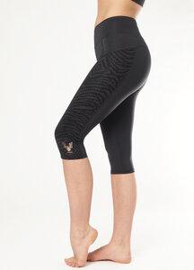 Yoga Shape Leggings Anisha Capri - Kismet Yogastyle