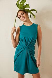 Kleid aus Bio-Baumwolle mit Modal® - LANIUS
