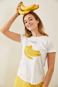 Charityshirt 'sunny mood' aus Bio-Baumwolle GOTS - LANIUS