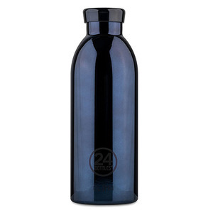 24bottles 0,5l Thermosflasche - verschiedene Metallic Designs - 24bottles