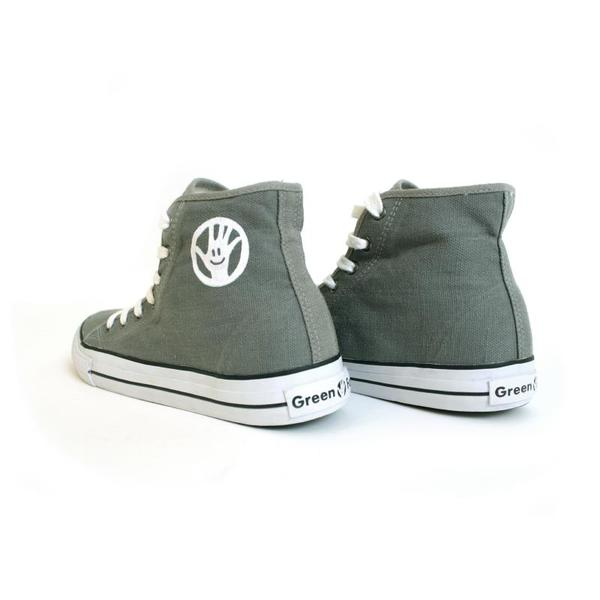 Green&Fair Sneaker Hicut