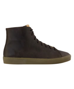 Oak High / Geöltes Glattleder - ekn footwear